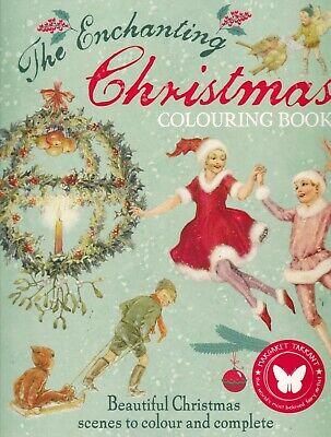 The Christmas Colouring Book (Colouring Books) (Paperback) By Margaret Tarrant • 4.99£