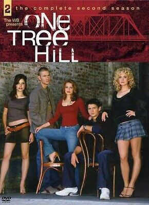 One Tree Hill: Complete Second Season [D DVD Incredible Value And Free Shipping! • 3.68£