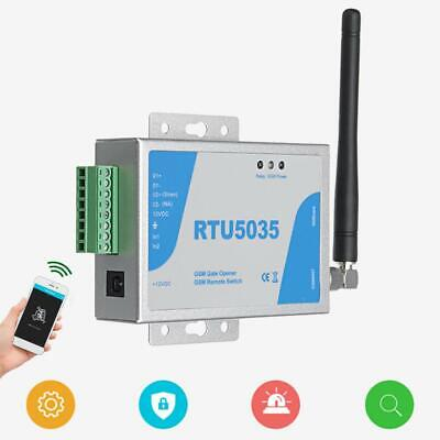 £23.88 • Buy RTU5035 GSM Gate Opener Relay Switch Wireless Remote Control With Antenna *DC