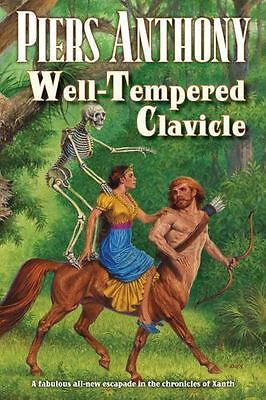 NEW - Well-Tempered Clavicle (Xanth) By Anthony, Piers • 23.04$
