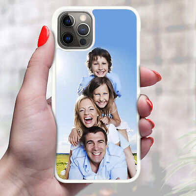 CUSTOM PRINTED PERSONALISED Photo Picture Image Phone Case Cover For Mobiles • 6.99£