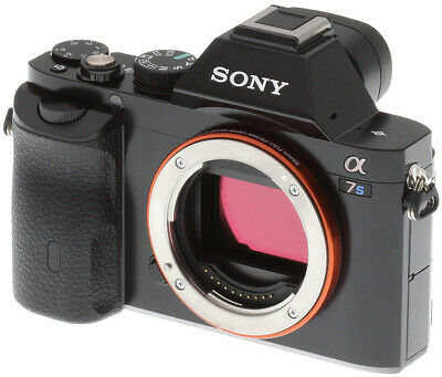 $ CDN1292.36 • Buy Sony Alpha A7S 12.2MP Mirrorless Digital Camera ILCE7S/B
