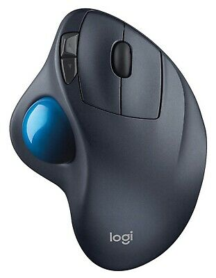 AU69.40 • Buy Logitech M570 Trackball Wireless Ergonomic Comfort Mouse With Unifying Receiver