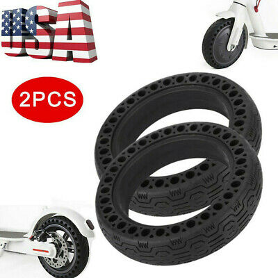 $16.63 • Buy Solid Tires Wheel Explosion-proof Tire Replace For Xiaomi Mijia M365 8.5inch USA
