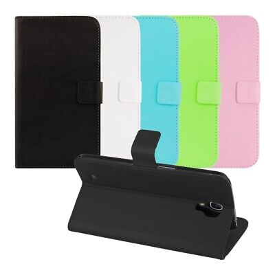 PU Leather Wallet Case Flip Cover For Samsung Galaxy Mega 6.3 • 15.99AU