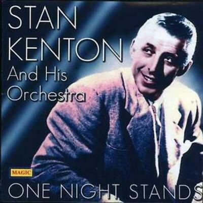Stan Kenton And His Orchestra : One Night Stands CD (2019) ***NEW*** Great Value • 8.76£