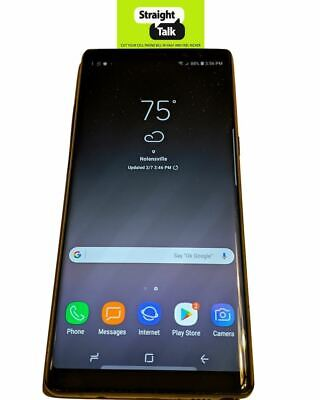 $ CDN446.38 • Buy Samsung Galaxy Note 8 (N950U) For Straight Talk 64GB Verizon Or ATT Towers