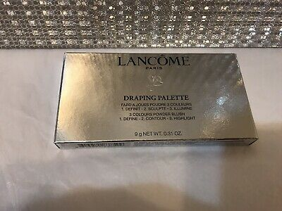 £29.99 • Buy Lancome Draping Palette Define Contour Highlight 9g New And Boxed