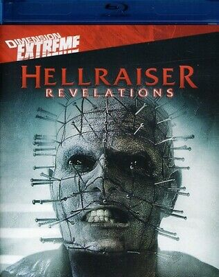 Hellraiser: Revelations [Blu-ray] [2011] DVD Incredible Value And Free Shipping! • 6.89£