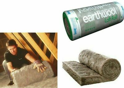 £52.50 • Buy Knauf Loft Insulation Combi Cut  Roll Glass Mineral 100, 150, 170mm And 200mm