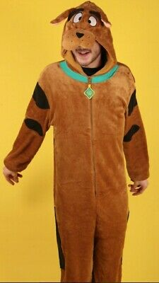 Costume - Scooby Doo Adult Size M/L • 33£