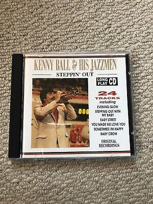 £2.99 • Buy Ball Kenny - Steppin Out, Ball Kenny, Used; Good CD