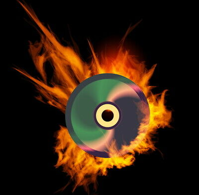 CD / DVD Burning Software 6 Different For Windows 7 8 10 - 10% Cancer Research • 4.99£