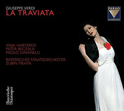 Harteros - Verdi - La Traviata [CD] • 21.70£