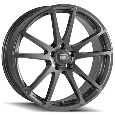 $ CDN860.75 • Buy 4-Touren TF03 Flow Formed 18x8 5x4.5  +40mm Gunmetal Wheels Rims 18  Inch