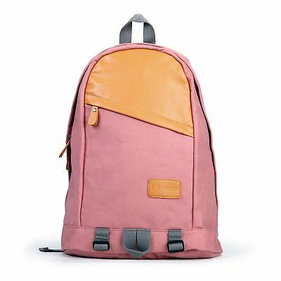 $27.95 • Buy Canvas Women Girls Eshow Backpack Book Bag Casual Work School Pink