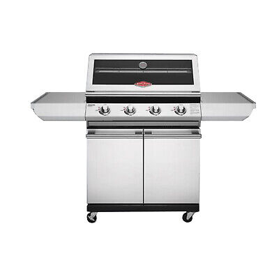 AU1999 • Buy New Beefeater Signature 2000 Series 4 Burner Free Standing BBQ - BSM2040SA