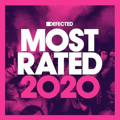 Defected Presents Most Rated 2020 - Carlo [CD] • 13.46£