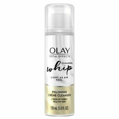 $8.99 • Buy Olay Total Effects Cleansing Whip Facial Cleanser, 5 Fl Oz