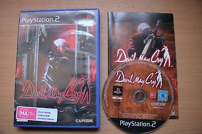 AU9.99 • Buy Devil May Cry (PS2) [PAL] - WITH WARRANTY