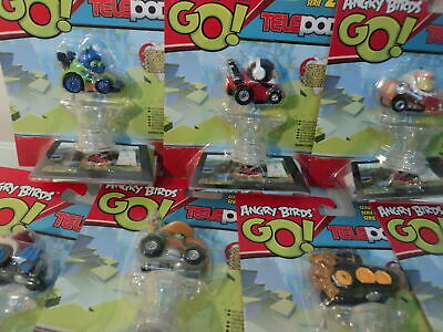£5.25 • Buy Official Licensed Angry Birds GO! Telepods Series 2 - Rare Collectable Edition