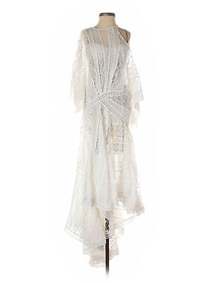 NWT Zimmermann Women White Casual Dress 2 • 528.99$