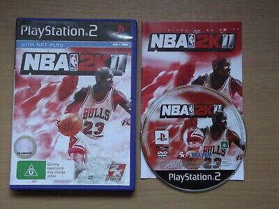 AU12.90 • Buy Nba 2k11 (ps2) [pal] - With Warranty