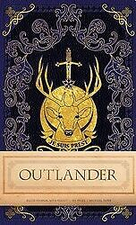 AU27.79 • Buy BOOK NEW Outlander Hardcover Ruled Journal By Insight Editions (2017)