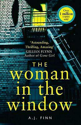 AU29.76 • Buy BOOK NEW The Woman In The Window By Finn, A J