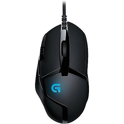 AU59 • Buy Logitech G402 Hyperion Fury FPS Wired Fusion Engine Hybrid Sensor Gaming Mouse