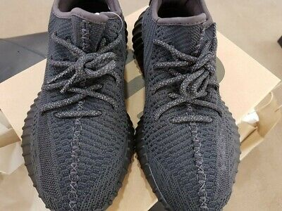 AU550 • Buy Adidas Yeezy Boost 350 V2 Size US7.5 Black (BrandNew)