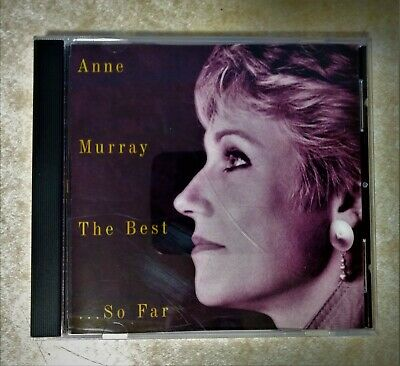Anne Murray The Best...So Far 1994 EMI RECORDS CD 20 Great Hits By 1 Of The Best • 6.97$