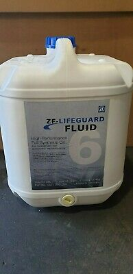 AU580 • Buy Genuine ZF Lifeguard 6 Fluid Oil 20lt Suit Ford Landrover BMW ZF6HP26 21/28/32