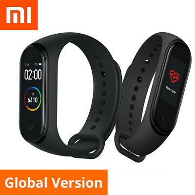 Xiaomi Mi Band 4 Smart Bracelet Wristband AMOLED Touch Screen Global Version • 26$