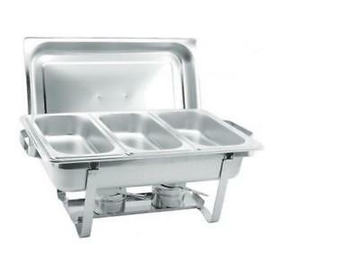 £49.99 • Buy New  ROYALTY LINE SWITZERLAND QUALITY CHAFING DISH SET- Rrp £99