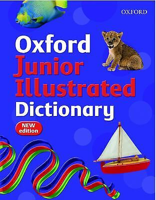 Oxford Junior Illustrated Dictionary By Dignen, Sheila • 3.18£