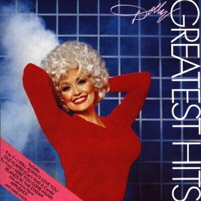 £2.62 • Buy Dolly Parton Greatest Hits CD Value Guaranteed From EBay's Biggest Seller!