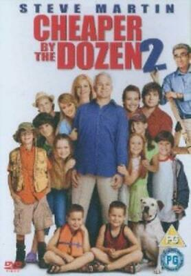 Cheaper By The Dozen 2-asda Excl [DVD] DVD Highly Rated EBay Seller Great Prices • 1.78£