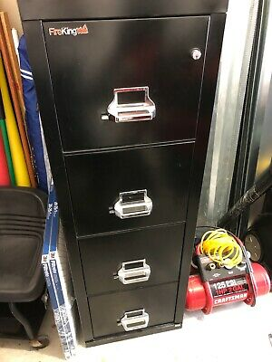Fire King 41831CBL File Cabinet • 90$