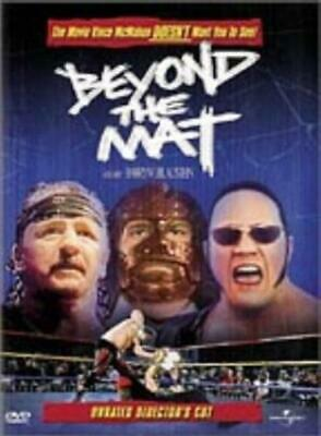 £3.48 • Buy Beyond The Mat DVD (2000) Barry W. Blaustein Cert 18 FREE Shipping, Save £s
