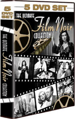The Ultimate Film Noir Collection DVD (2006) Cert 12 FREE Shipping, Save £s • 29.99£