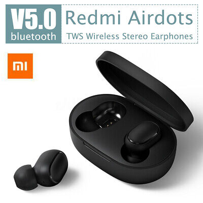 $9.99 • Buy Bluetooth 5.0 TWS Xiaomi Redmi Airdots Headset Earphone Headphone Stereo Earbuds