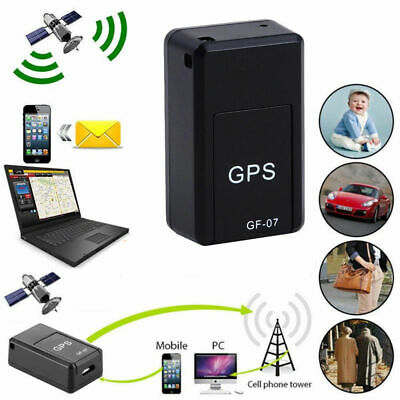 Mini Magnetic GPS Tracker Car Spy GSM GPRS Real Time Tracking Locator Device NEW • 4.49£