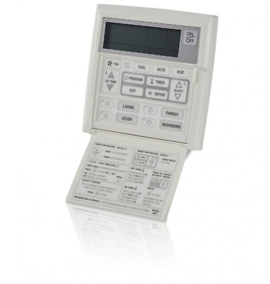 AU210 • Buy Air Conditioner Actron Bm7-4z 7 Day 4 Zone Wall Control Only - Bm7-4z-wc