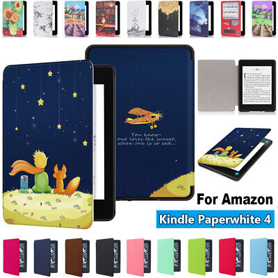 AU15.80 • Buy Shell Cover E-Reader Smart CaseFor Amazon Kindle Paperwhite 4 10th Gen 2018