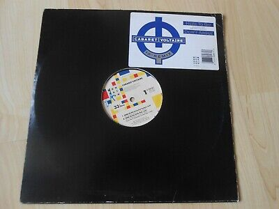 """£7.99 • Buy Cabaret Voltaire – Here To Go 1987 US 12"""""""