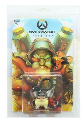 AU34.99 • Buy Overwatch Hanger Mini Figure & Comic Book Set - Torbjorn