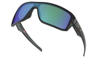 AU179 • Buy Oakley RIDGELINE Sunglasses Black Ink - Prizm Jade Iridium Lens 9419-0427