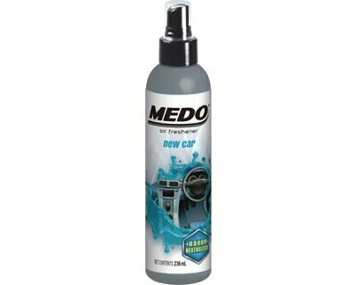 Medo Pump Spray NEW CAR Air Freshener 236ml • 4.99£