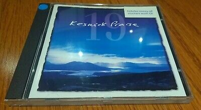 Keswick Praise Volume 19 Audio CD Worship Music 2004 Convention • 10£